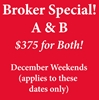 Broker A & B Special Package real estate broker, sc real estate, real estate school of sc, broker's license