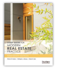 Real estate final study guide