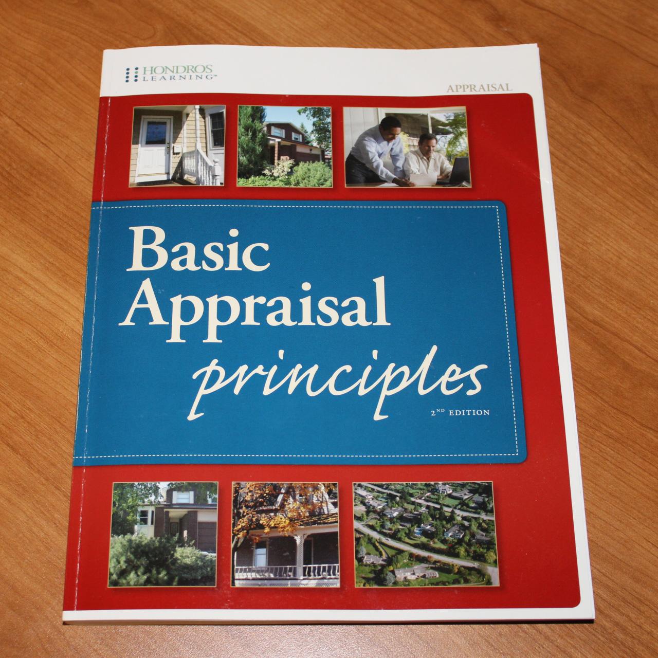 Estate appraisal book real