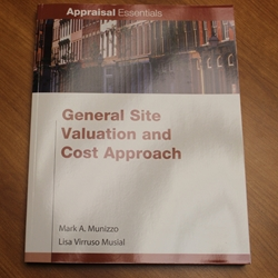 QE-12: General Appraiser Site Valuation & Cost Approach