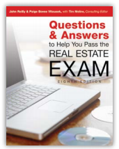 Questions & Answers to Help You Pass the Real Estate Exam