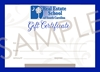 Classroom Continuing Education Gift Certificate