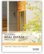 Modern Real Estate Practice Textbook