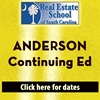 Anderson Continuing Education - 4 Hours in One Day con ed, real estate classes, continuing education, real estate continuing ed, real estate school of sc, chip browne, steve grooms, melissa sprouse browne