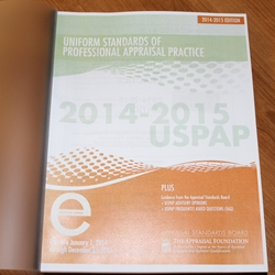 QE-3: Uniform Standards of Professional Appraisal Practice