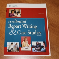 QE-7: Residential Report Writing