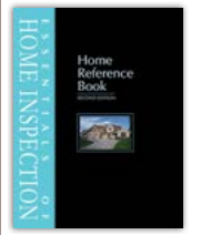 Essentials of Home Inspection: Home Reference Book